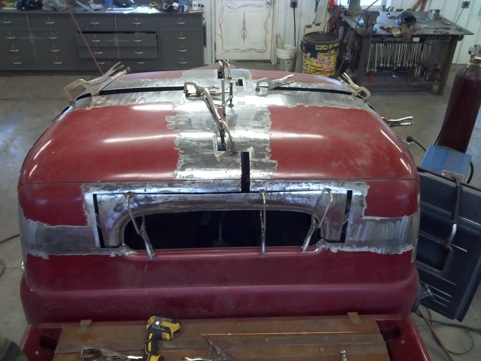 Old Soul Hot Rod Shop | Traditional Style Hot Rods