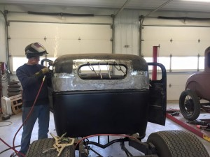 Fixing An Old Chop For A Friend Old Soul Hot Rod Shop